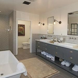 Gray Vanity Vanities And Gray On Pinterest