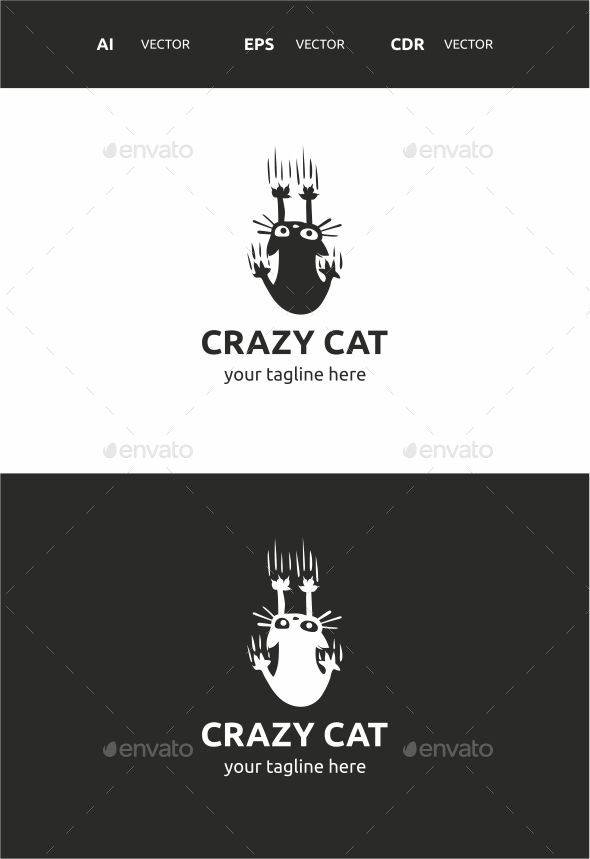 25 Best Ideas About Cat Logo On Pinterest Cute Business