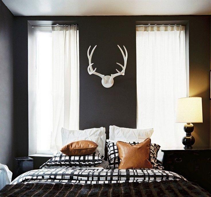 die besten 25 hirschgeweih deko ideen auf pinterest hirschkopf deko deko geweih und hirschgeweih. Black Bedroom Furniture Sets. Home Design Ideas