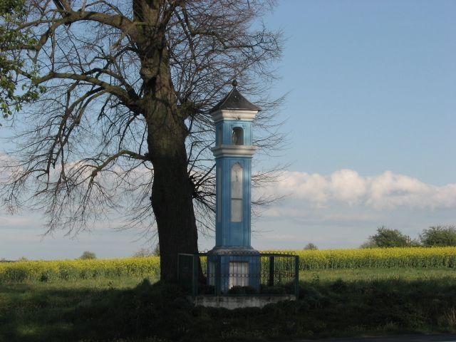 kapliczka przydrożna Mazowsze