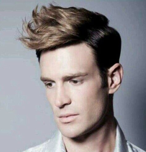 78 Images About Mens Hair On Pinterest 1920s Men Ombre