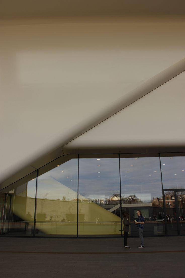 Amsterdam: Stedelijk museum, for contemporary and modern art