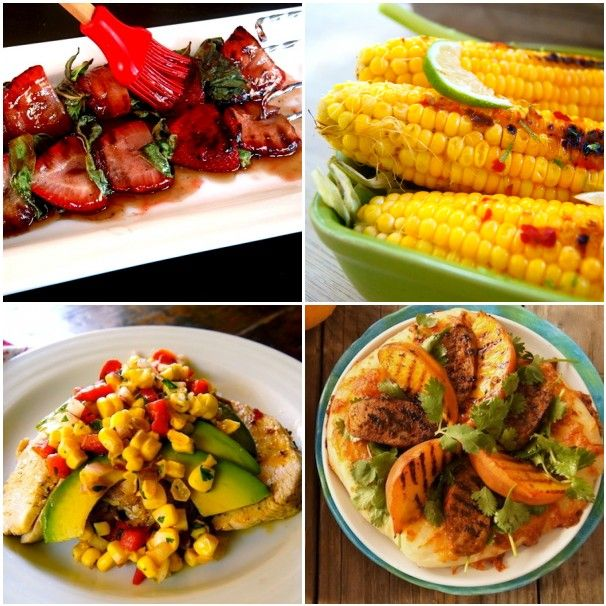 Summer Grilling Recipes   Cooking On The Weekends