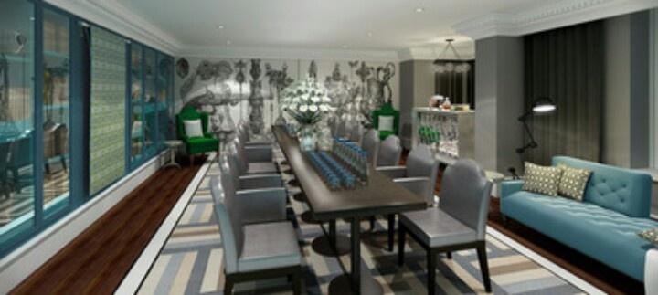 Amperstand Hotel