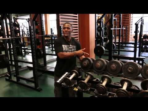 ▶ University of Oregon Facility Tour with LaMichael James - YouTube
