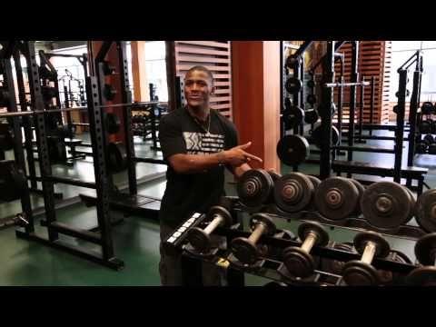 ▶ University of Oregon Facility Tour with LaMichael James - YouTube