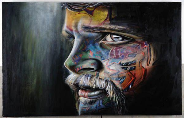 Graffiti artist,fine artist and tattoo artist all in one - Warren Petersen | SA CREATIVES