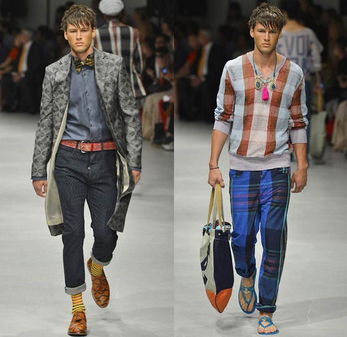 Popular Straight Male Fashion 66