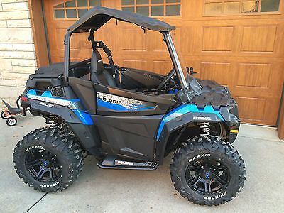 2015 POLARIS ACE 570 - 100 miles - Over $3500 in accessories - Full warranty - EXCLUSIVE DEAL! BUY NOW ONLY $9000.0
