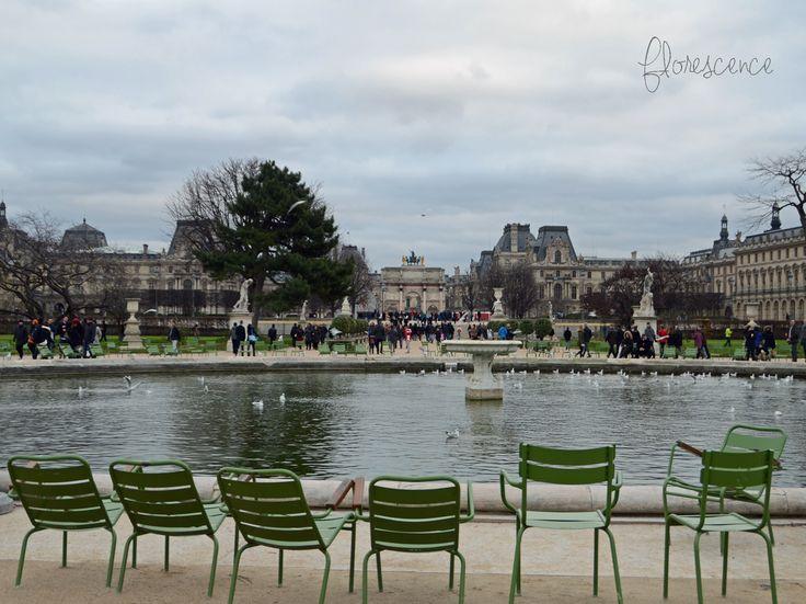 The Tuileries Garden is a public garden located between the Louvre Museum and the Place de la Concorde in the 1st arrondissement of Paris, France (c) Floresence