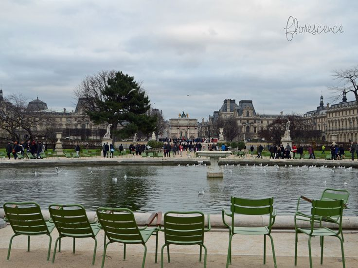The Tuileries Garden is a public garden located between the Louvre Museum and the Place de la Concorde in the 1st arrondissement of Paris, France (c) Floresence