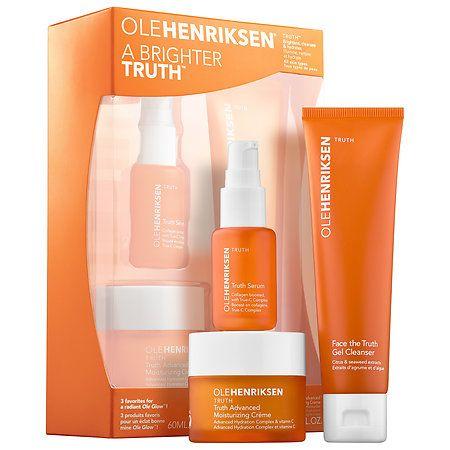 A Brighter Truth™ Brightening Essentials Set - OLEHENRIKSEN | Sephora