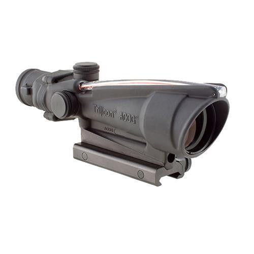 ACOG 3.5x35mm Dual Illuminated - Amber Chevron, 300 Blackout