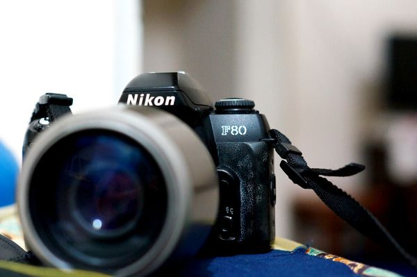 Nikon F80+Nikkor 70-300mm f4-5.6