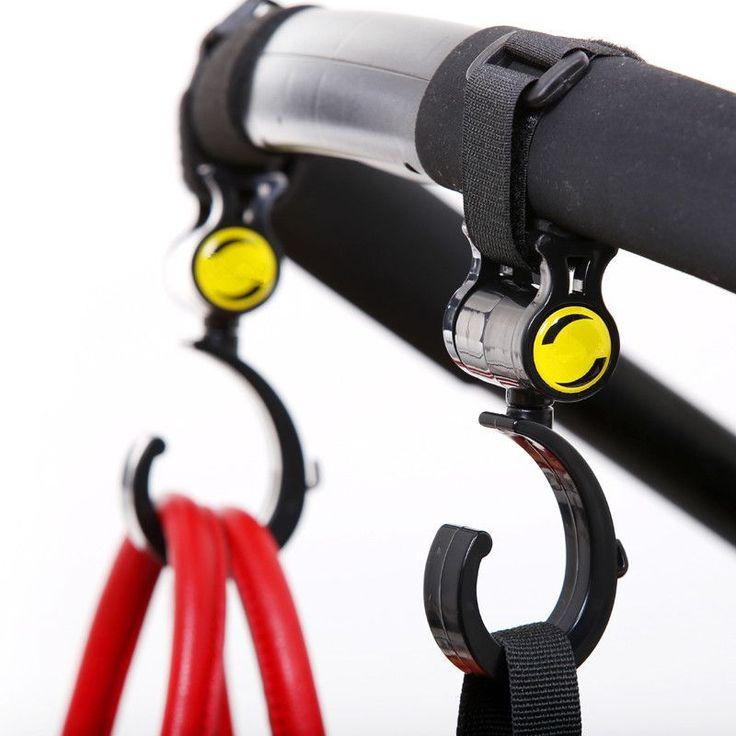 2 PC Maclaren Yoya Stroller Accessories Organizer for