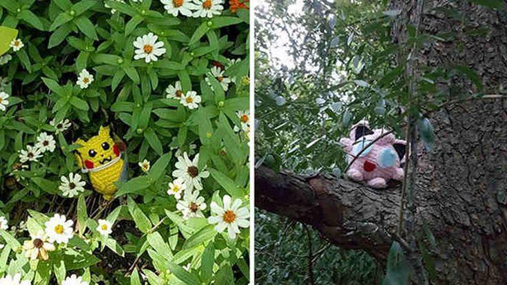 Pokemon GO Crochets You Might Wish to Catch