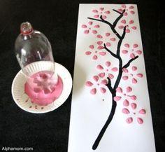 10 idées pour faire de la peinture avec les enfants