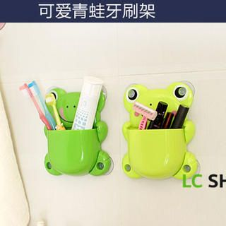 Buy 'Lazy Corner – Fog Toothbrush Holder' at YesStyle.com plus more China items and get Free International Shipping on qualifying orders.
