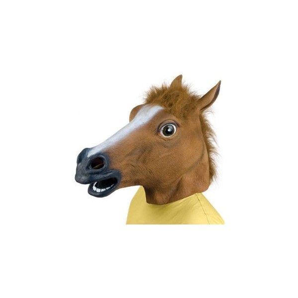 Rewelacyjna, lateksowa maska konia, z otworami na ustach i nosie. Idealny gadżet na każdą zabawę. Rozmiar uniwersalny, pasuje na każdą głowę. Największy hit Internetu!!!