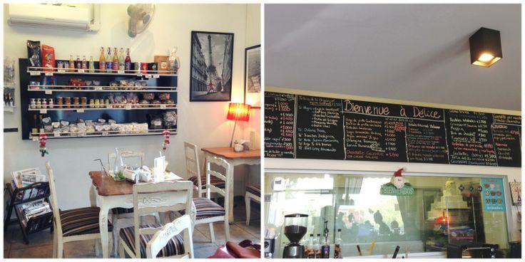 Gran descubrimiento gran: Delice, pastelería francesa   La Betty Rizzo