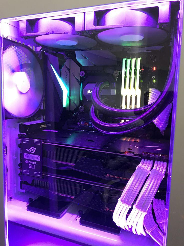 Temporary setup while I'm building a new desk