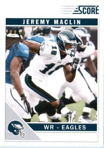 Jeremy Maclin Philadelphia Eagles (Football Card) 2011 Score Glossy #221 by Score. $0.75. 2011 Score Glossy #221 - Jeremy Maclin