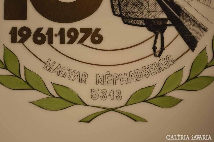 Magyar Néphadsereg, Herendi tál