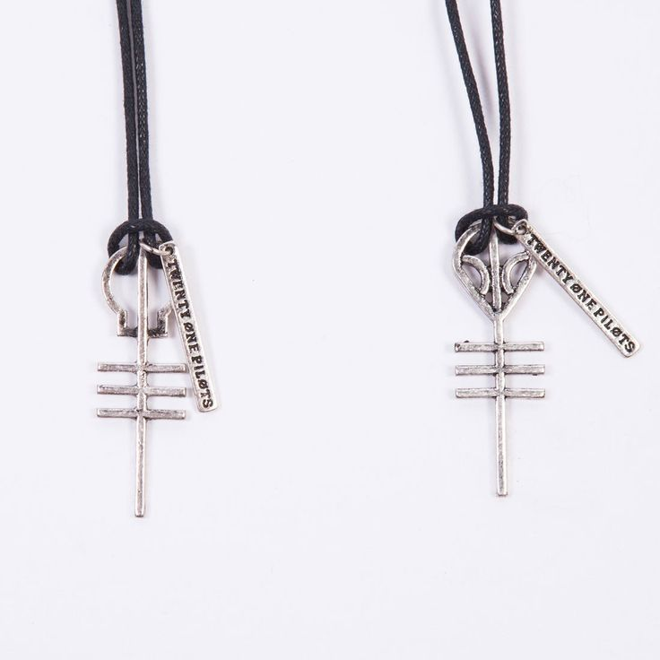 Symbol Necklace | Official Twenty One Pilots Store