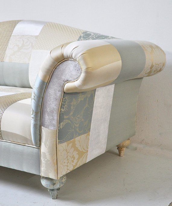 1000 images about patchwork sofas and chairs on pinterest for Sofa patchwork
