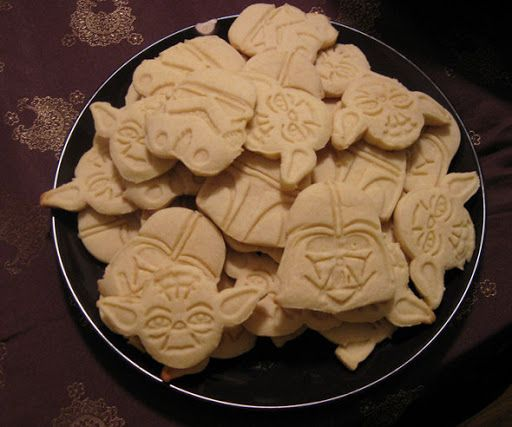 Unless you've been living in a space slug on an asteroid, you've heard about the Williams Sonoma Star Wars cookie cutters. It's tempting to buy them just because they are Star Wars, but you might …