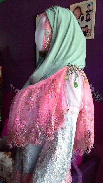 Syar'ie muslimah's gown