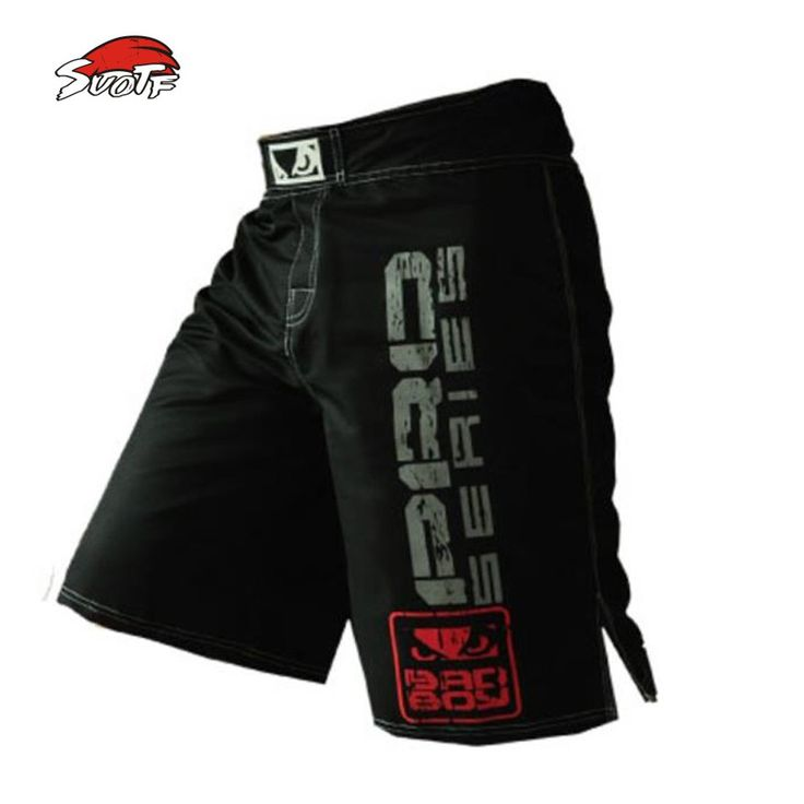 Latest arrival on our store: SUOTF Sports Aero.... See it here Now! http://www.yogamarkets.com/products/suotf-sports-aerobics-running-boxing-pants-tiger-muay-thai-clothing-boxing-shorts-pretorian-muay-thai-hayabusa-bad-boy-mma?utm_campaign=social_autopilot&utm_source=pin&utm_medium=pin