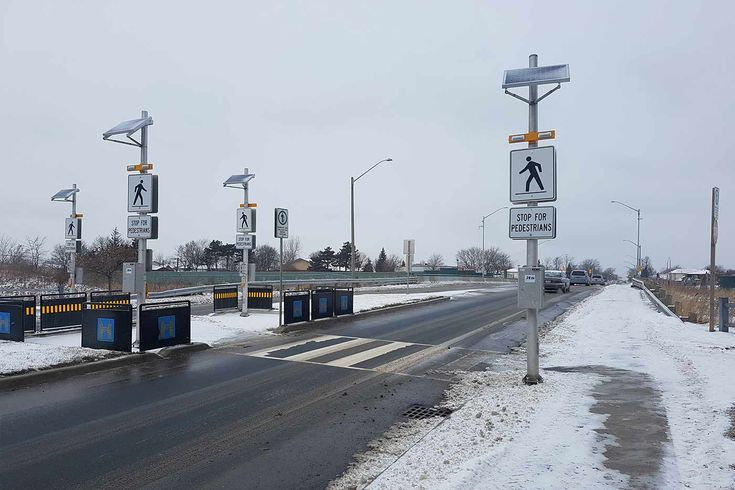 10 Pedestrian Crossovers to be Installed This Year   TrueResident
