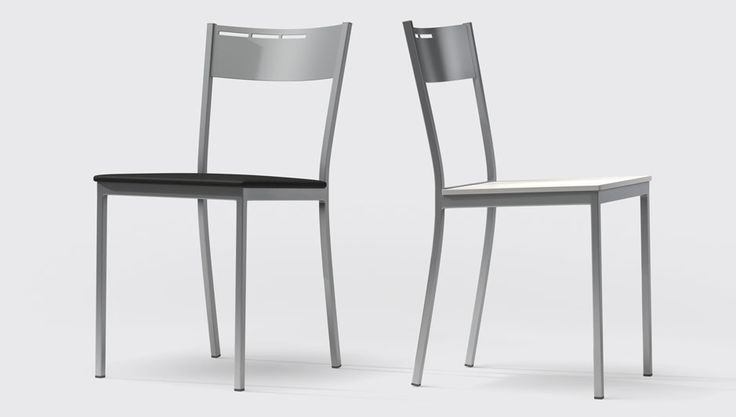 22 best images about mesas y sillas de cocinas modernas on for Sillas diseno madrid
