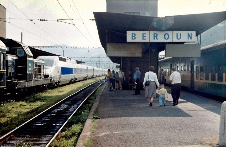 https://flic.kr/p/VJpgNf | TGV v Berouně