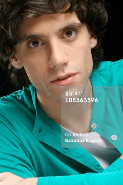 Mika in Paris France February 06, 2007 Esprits Libres photocall