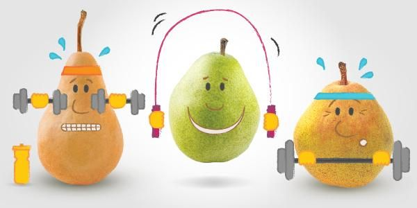 New Research Confirming That Pear Consumers Have a Better Nutritional Profile | Superfresh Growers