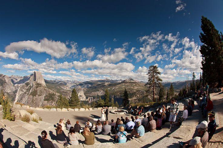 Steps to Plan Your Yosemite Wedding
