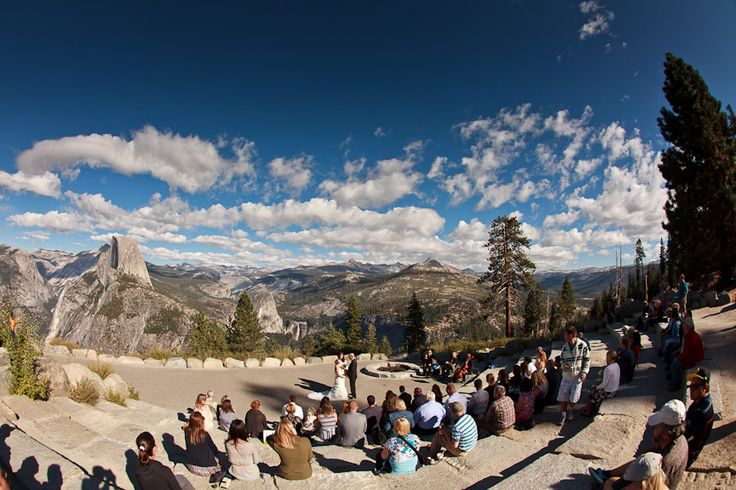 Steps to Plan Your Yosemite Wedding