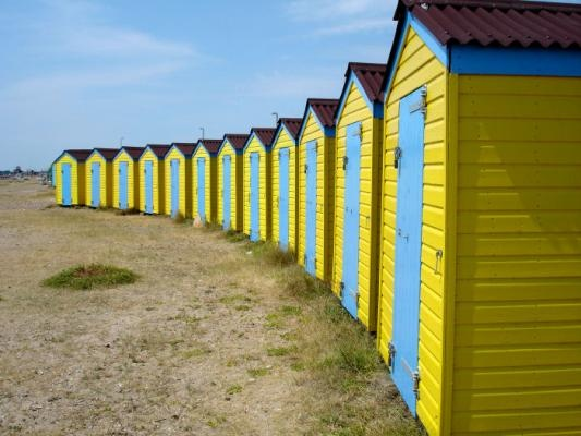 28 Best Images About Beach Huts On Pinterest Cushions
