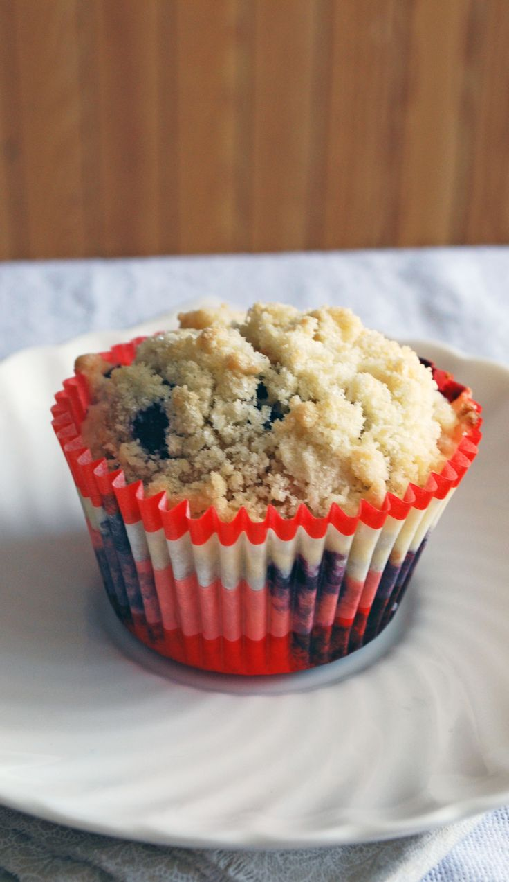 Brown Butter Blueberry Muffins | Recipe