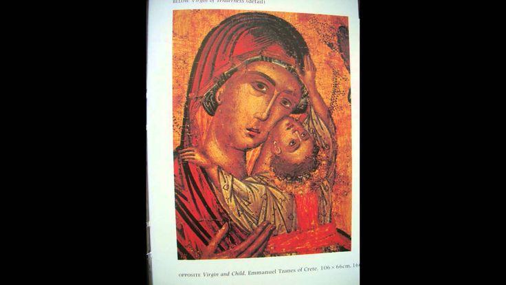 Ancient Christian art -Icons  (HD) RUSSIAN orthodox...