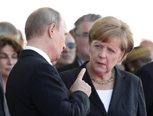 Putin rejects a possibility of intervention of the Russian Federation in the upcoming elections in Germany