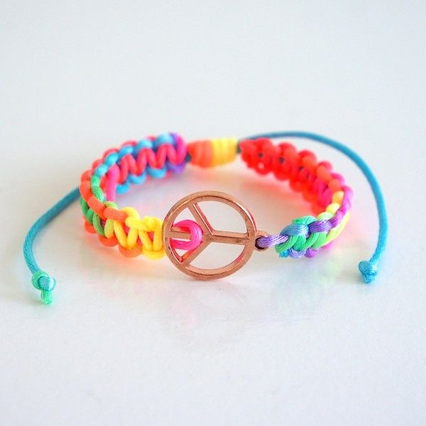 Happy Peace armband | NORR