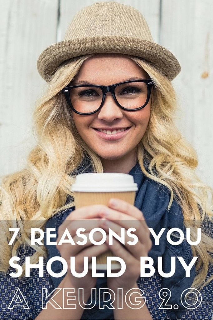 7 Reasons you should buy a Keurig 2.0Who doesn't love a good quick cup of coffee in the morning. If espresso's aren't yout thing then chances are you own a Keurig single serve coffee machine. Keurig just revamped the first generation machines with newer and better features. Cehck out our list of the top seven …