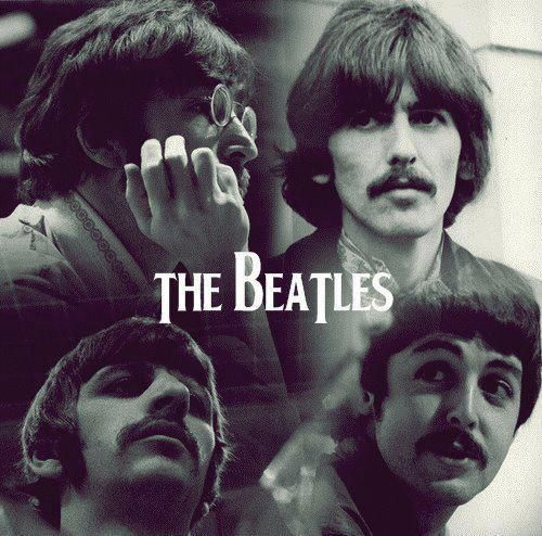 The Beatles. Paul is just simply adorable