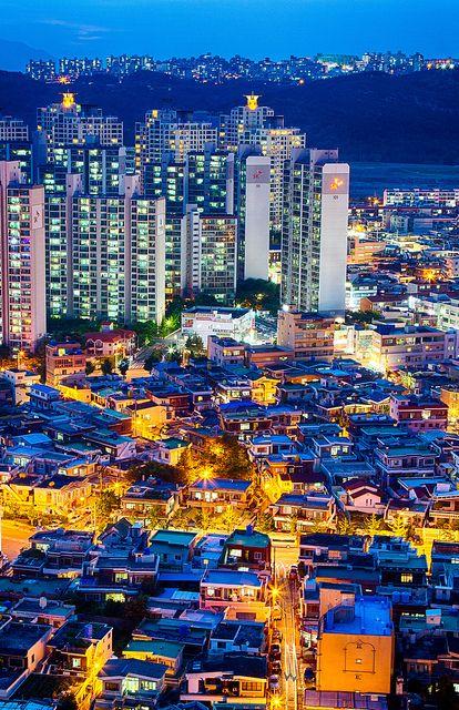 Ulsan   South Korea (by Jason Teale