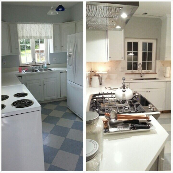 White Kitchen Remodels Before And After: 18 Best Before And Afters Images On Pinterest