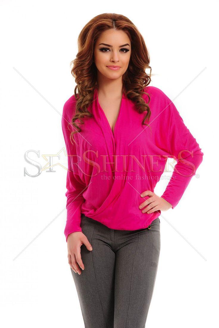 PrettyGirl Queenly Pink Blouse