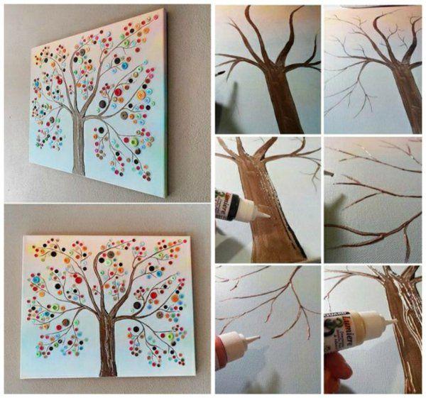 Die besten 25+ Schmetterlinge wanddeko Ideen auf Pinterest - küchenbilder auf leinwand